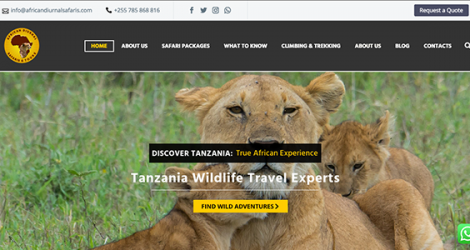 African Diurnal Safaris