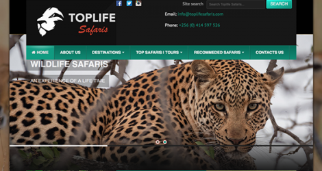 Toplife Safaris